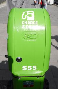 車の充電機