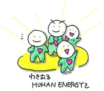 組織で成果を出すために必要なHuman Energy をどう育てるのか_前編