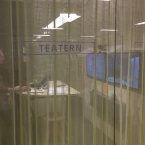 ※7 TV会議システムが活用できる半個室のミーティングルーム