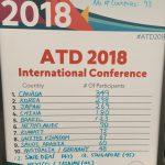 ATD2018参加人数